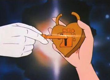 ヤットデタマン・大巨神・鍵と錠前